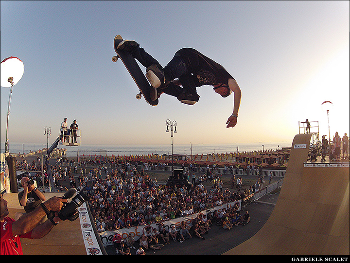 Ostia World Cup Skateboarding 2012